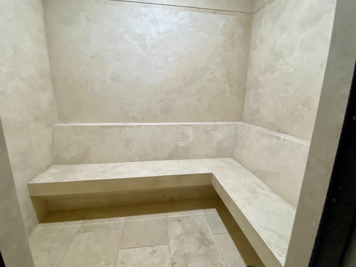 33 de 50: Cuarto de sauna