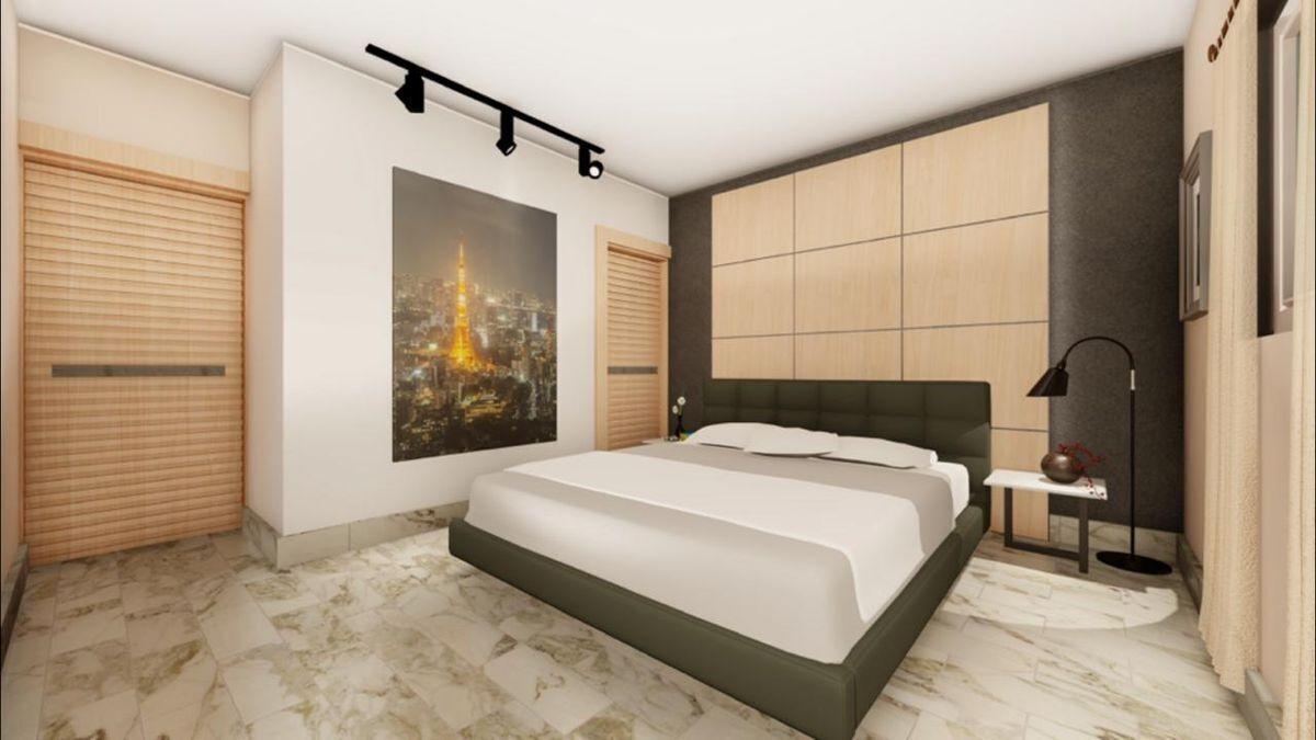 5 de 5: Habitación confortable