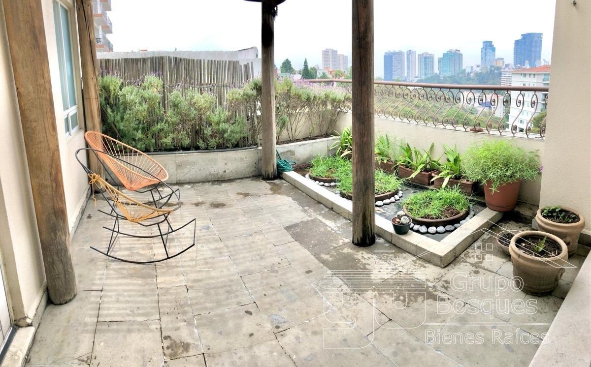 17 de 30: terraza recamara principal