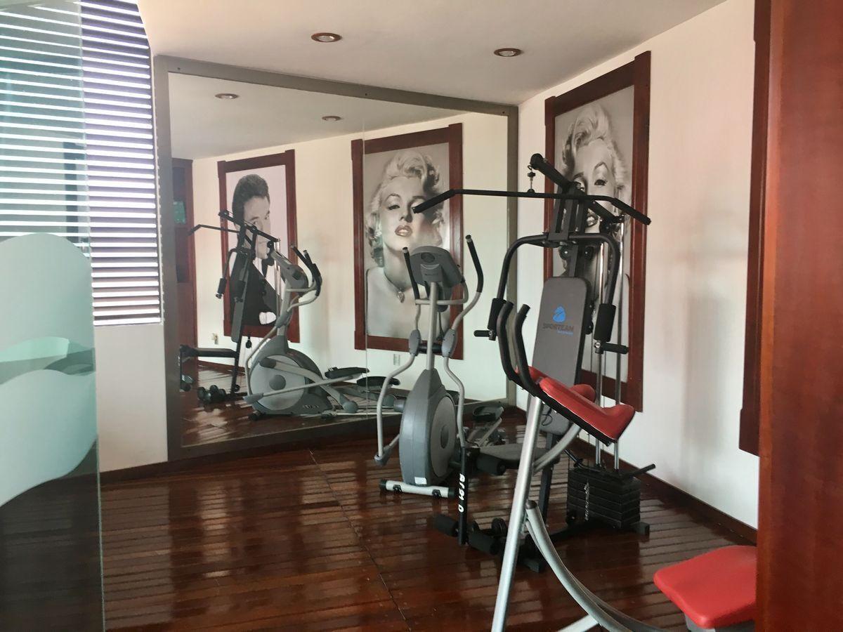 15 de 24: Gym
