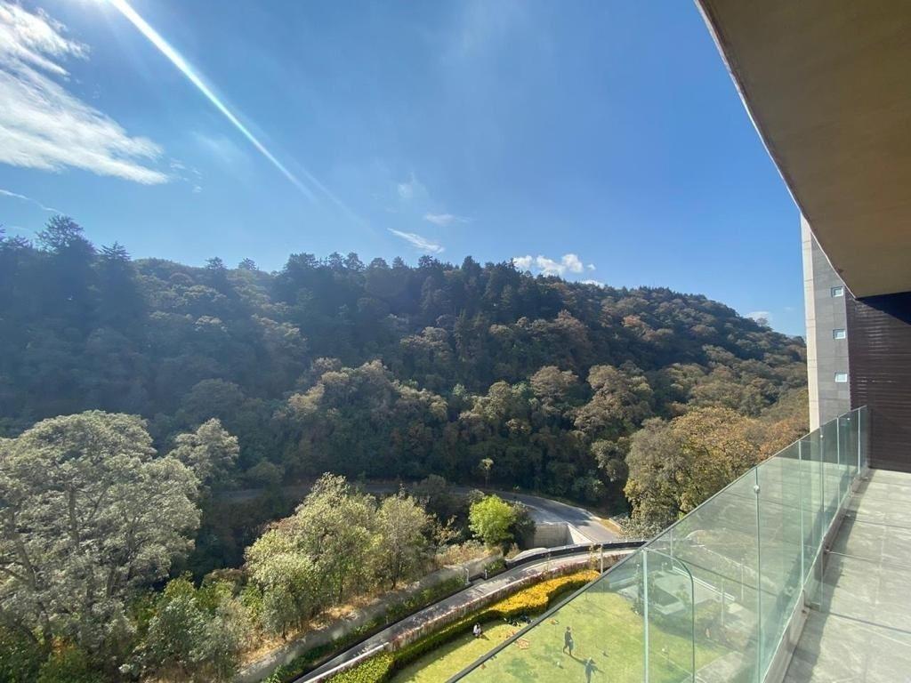 4 de 18: Balcón con una vista espectacular