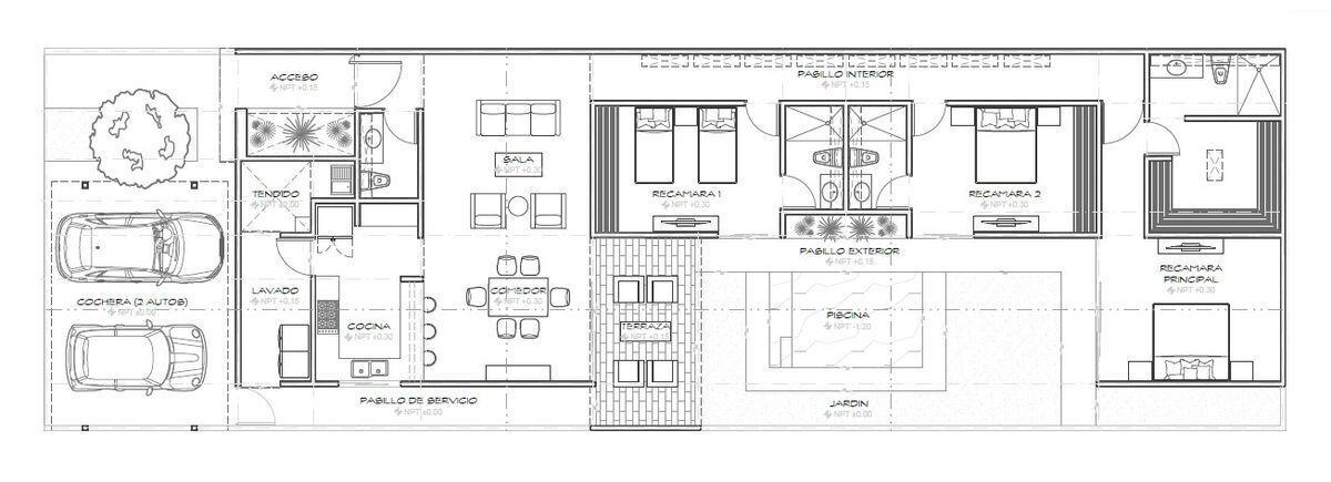 12 de 18: Plano Arquitectónico