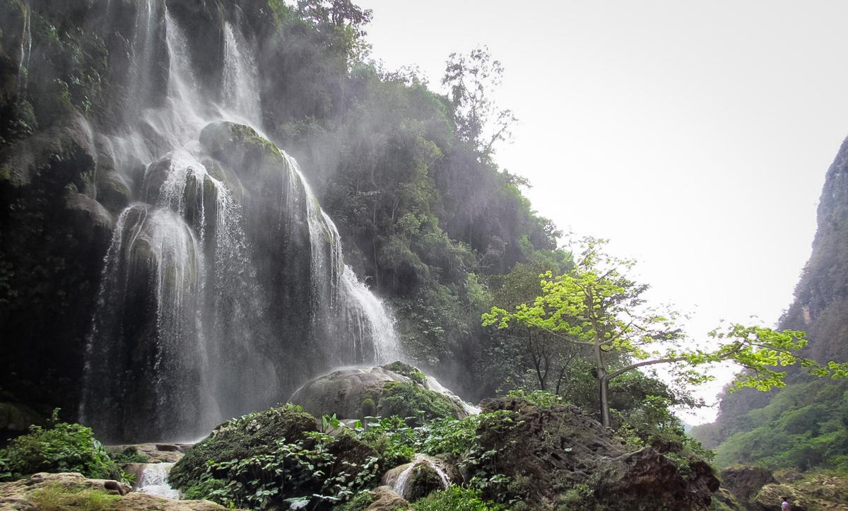 12 de 13: Cerca de Bellezas Naturales de Chiapas