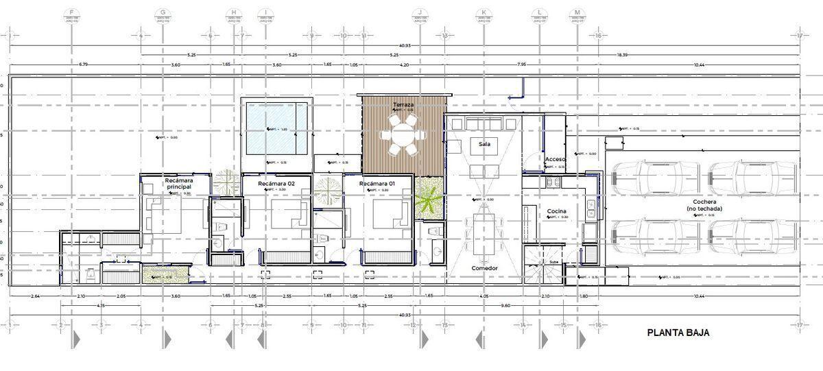 7 de 19: Plano Arquitectónico