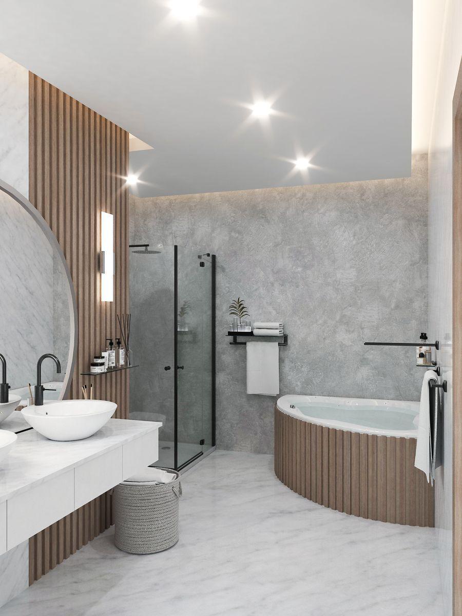 13 de 16: baño principal