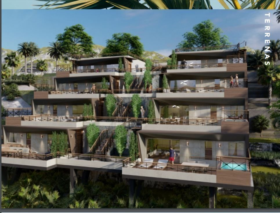 Apartamentos en Venta Playa Portillo, Samaná