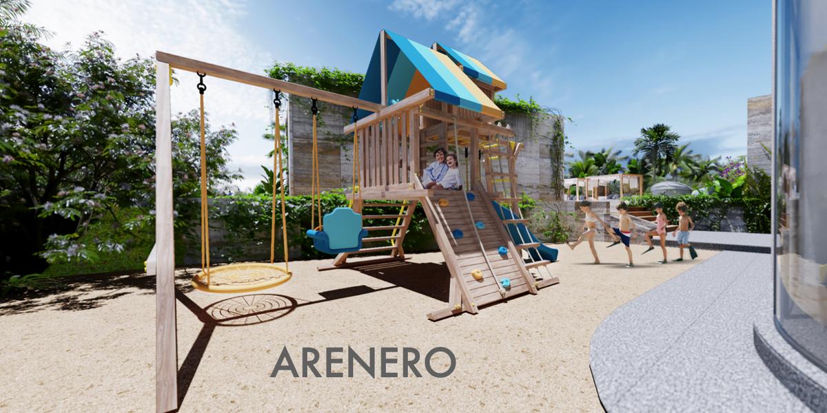 6 de 29: Arenero