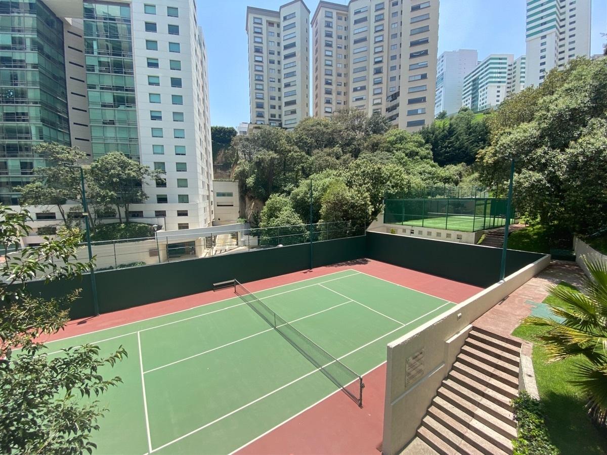 21 de 29: Cancha de tenis