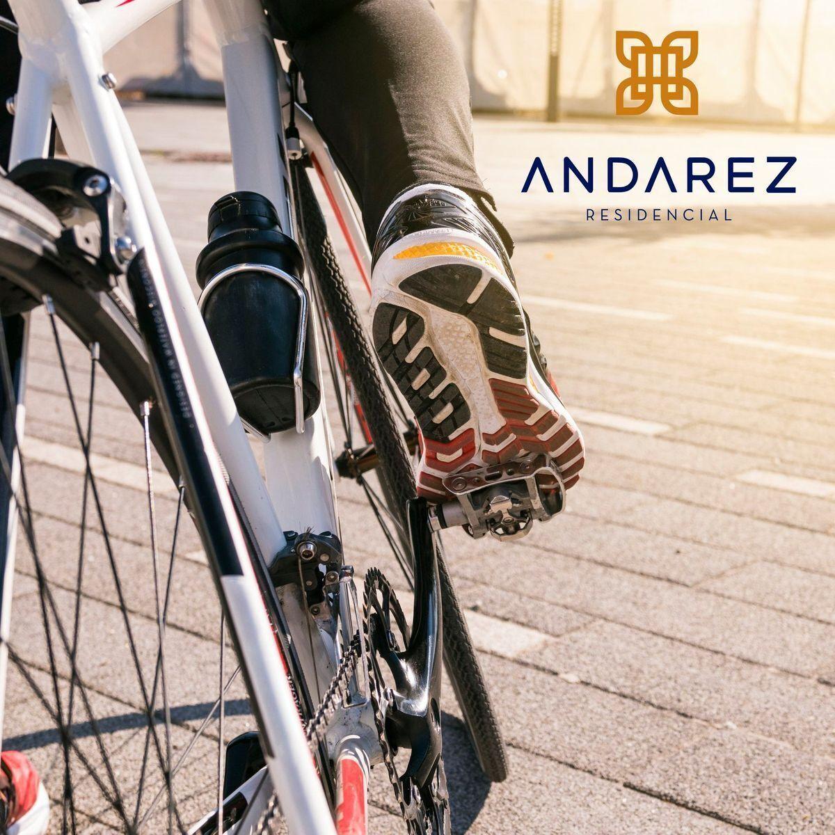 5 de 24:  En Andarez contaremos con una ciclovía