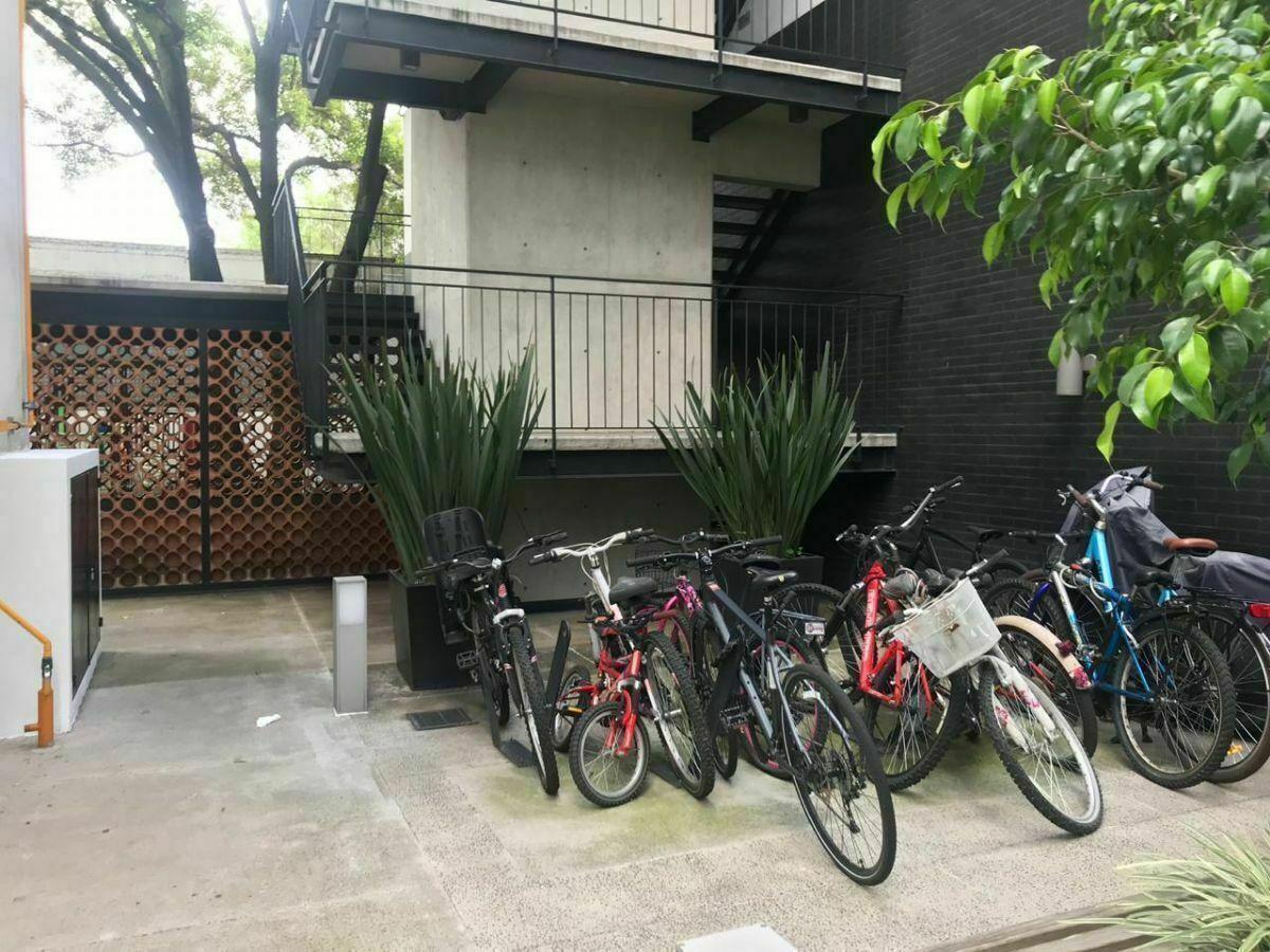 12 de 20: Estacionamiento de bicis