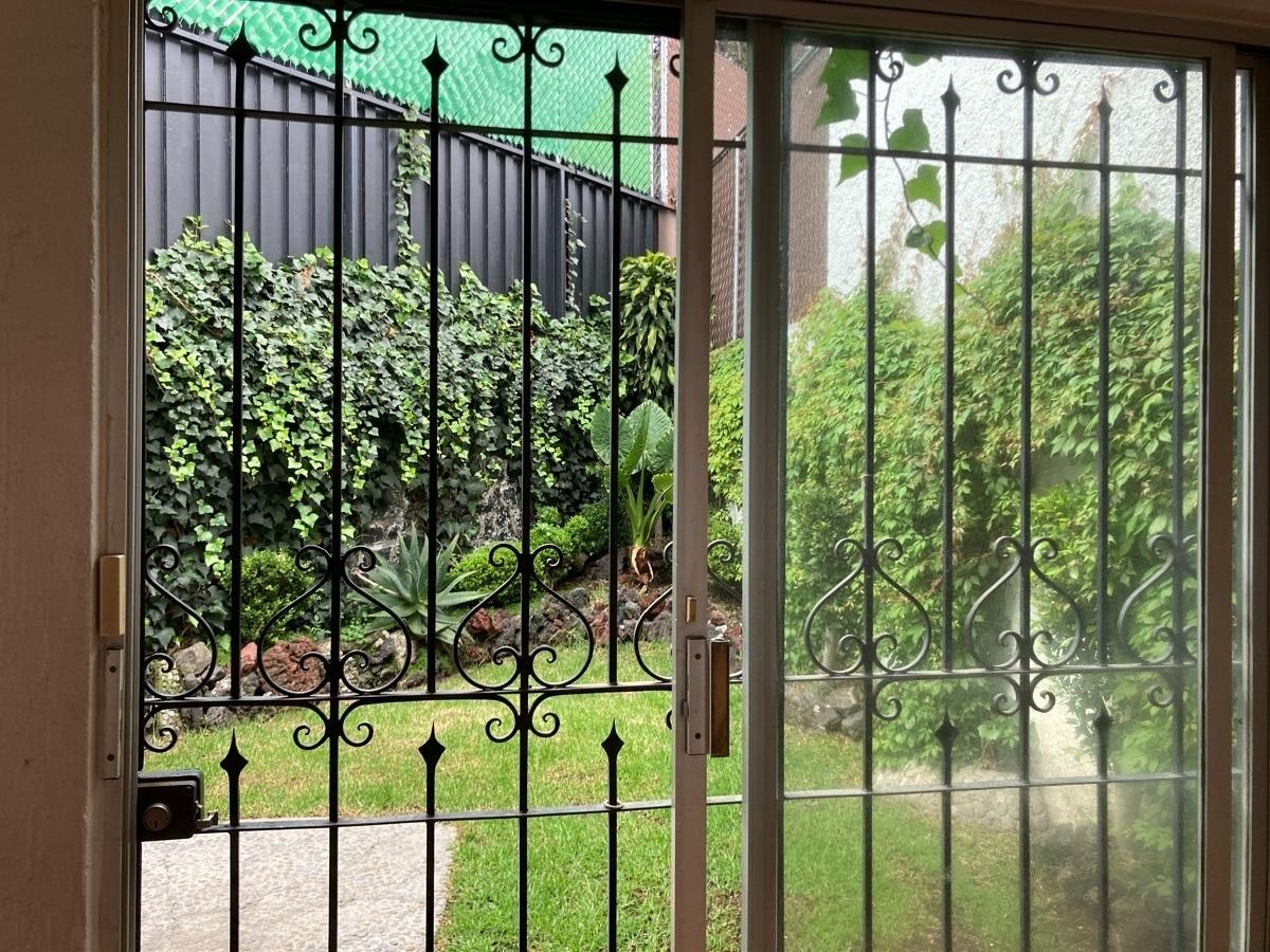 7 de 19: Jardín privado