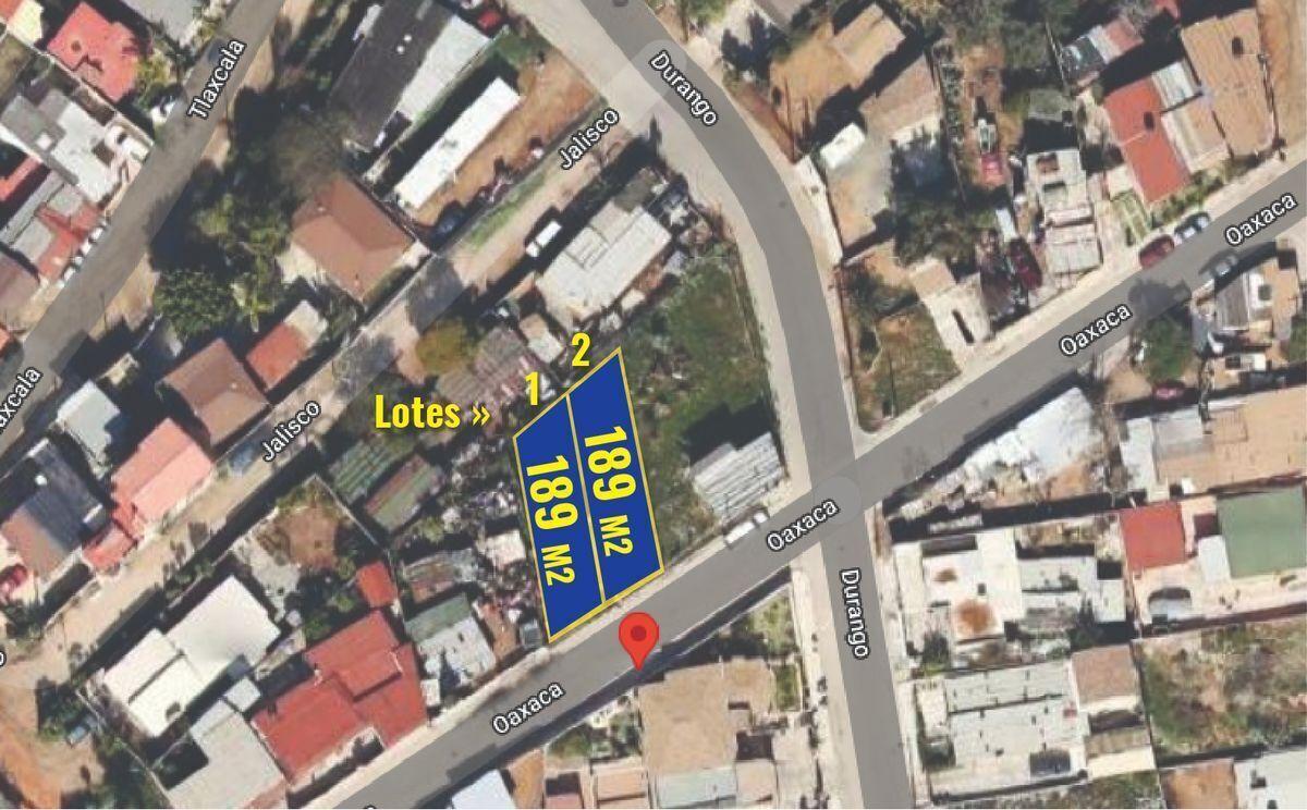 1 de 11: Vista área: Lotes disponibles 189 m2