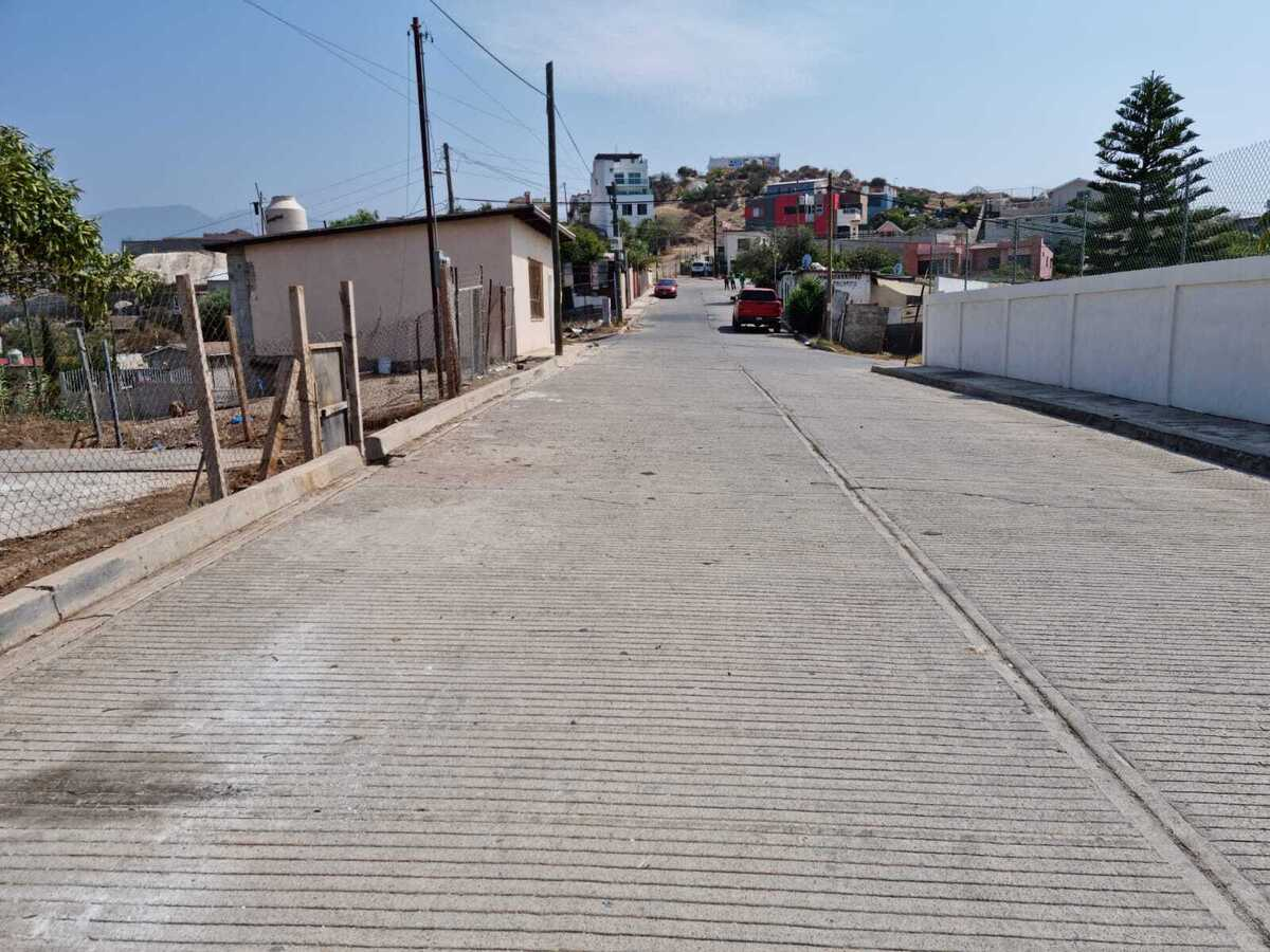 8 de 11: Calle Oaxaca.