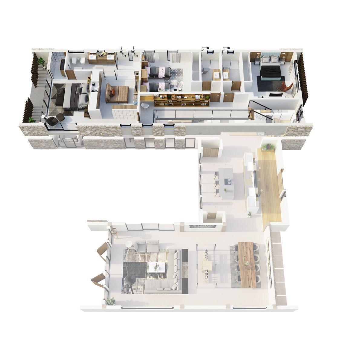 14 de 14: segundo piso