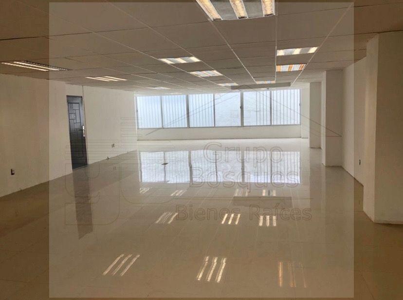 5 de 5: Amplio local sin divisiones para oficinas muy iluminado