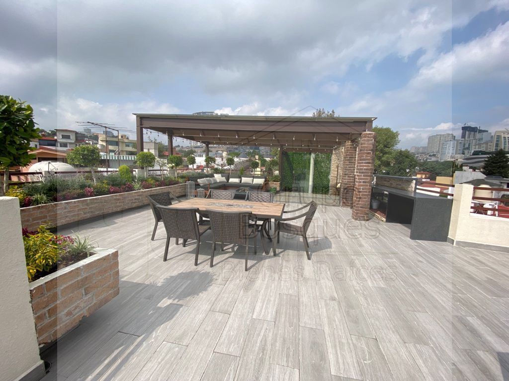 38 de 48: Roof garden