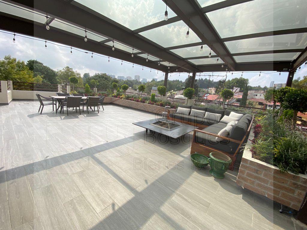 42 de 48: Roof garden