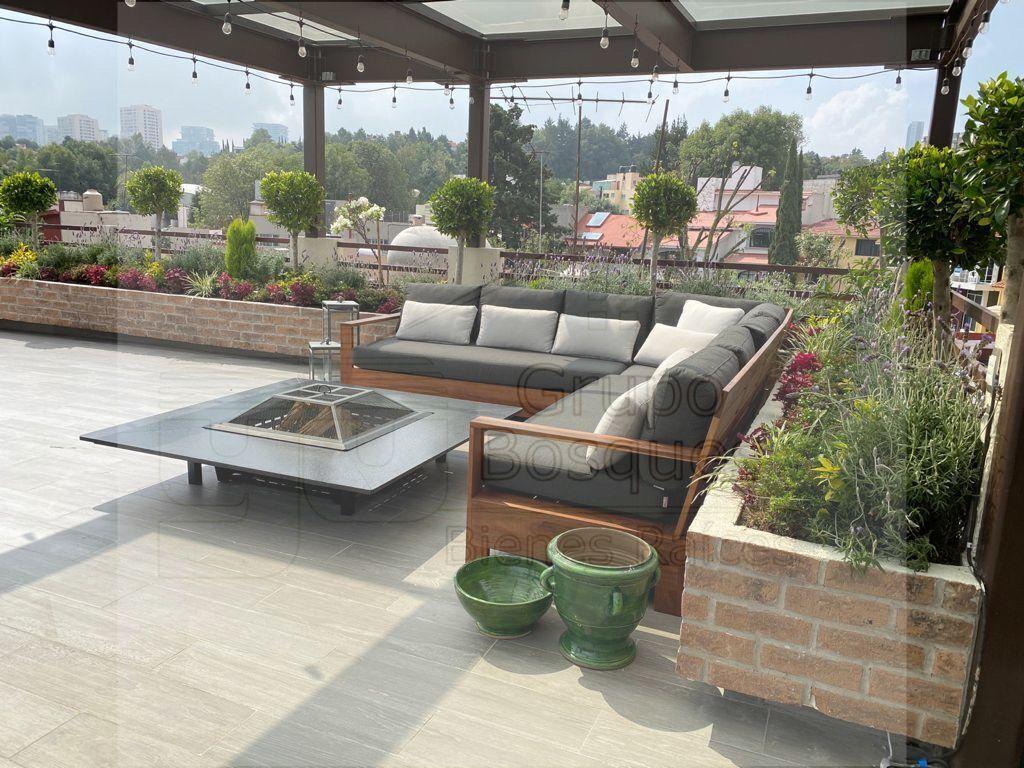 44 de 48: Roof garden