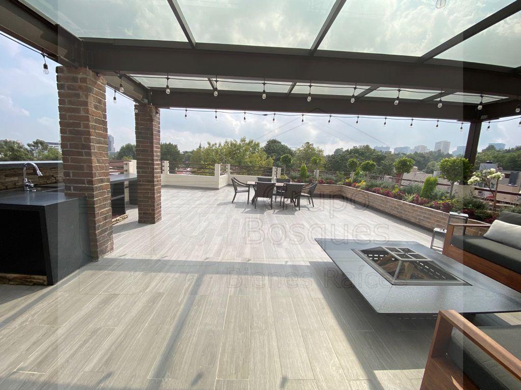45 de 48: Roof garden