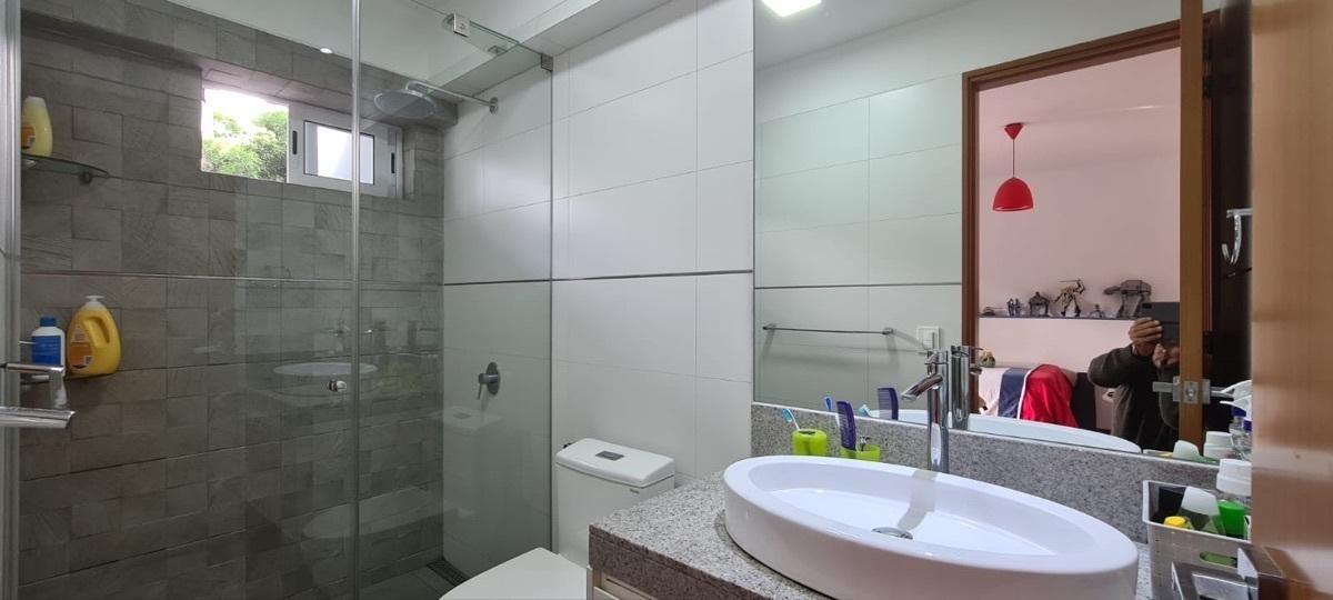 21 de 21: Baño incorporado dormitorio 4