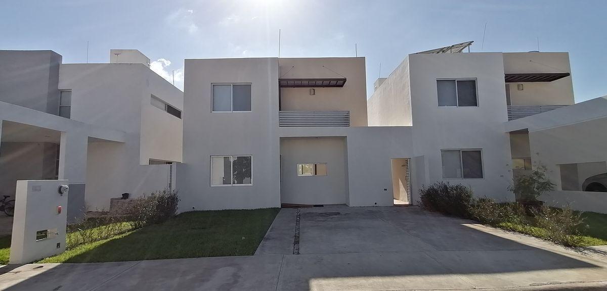 1 de 29: Casa en renta privada Salomea Cholul, Mérida Yucatán