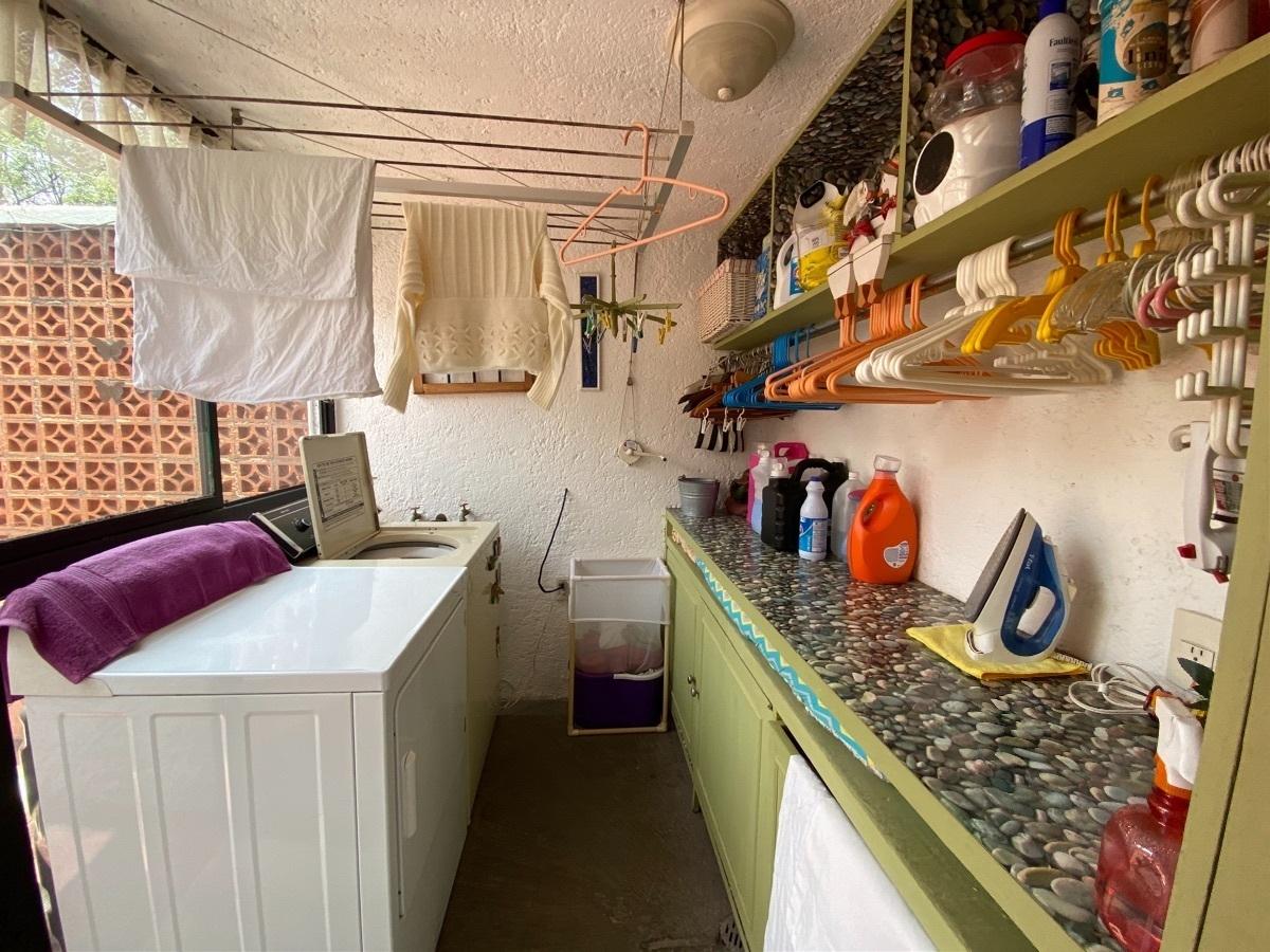 30 de 31: Área de lavado