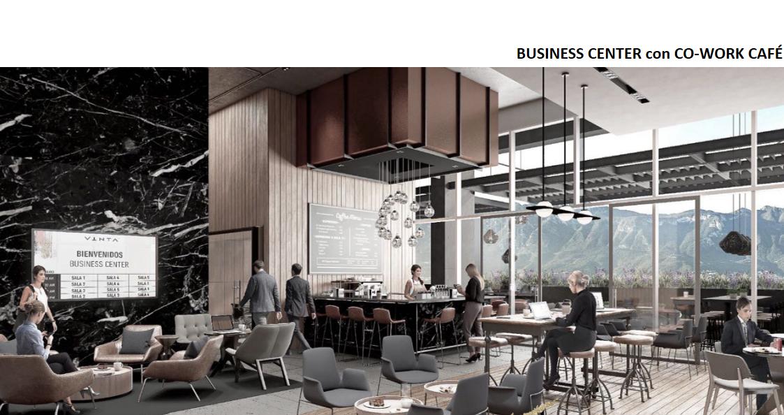 3 de 6: Business Center & Co-Work Café