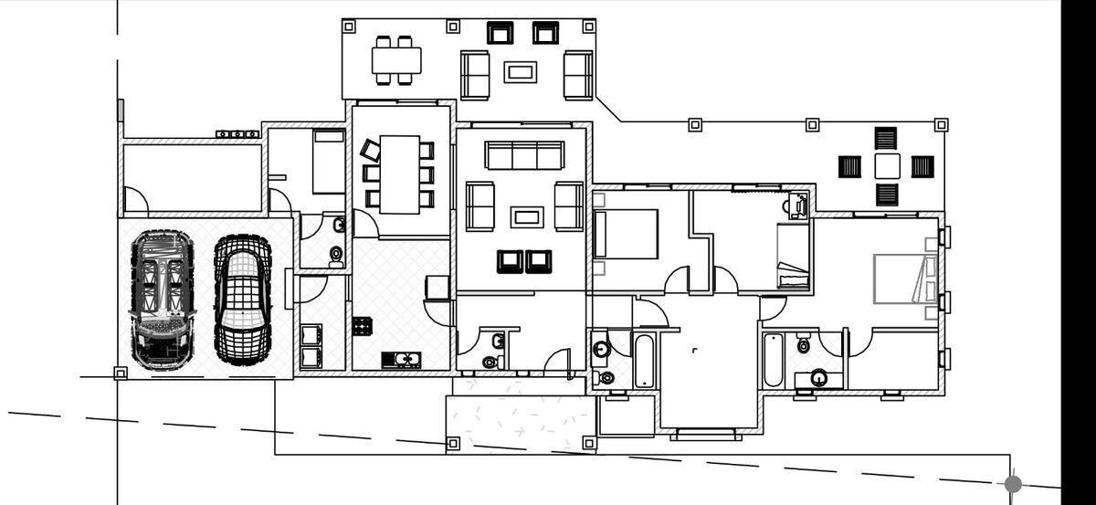 2 de 47: Plano de la casa