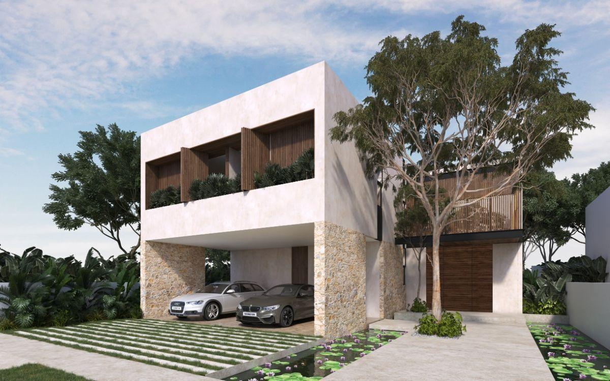 3 de 6: Casa en venta Privada Oasia Yucatan Country Club,Mérida Yuca