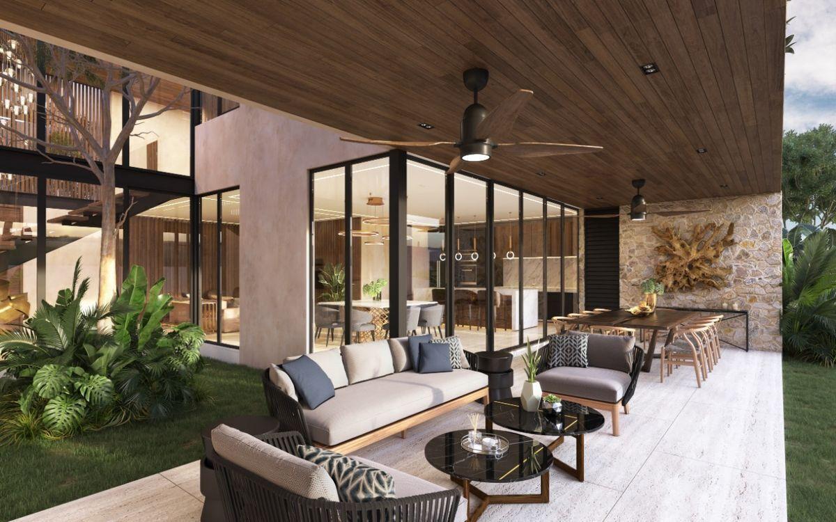 4 de 6: Casa en venta Privada Oasia Yucatan Country Club,Mérida Yuca