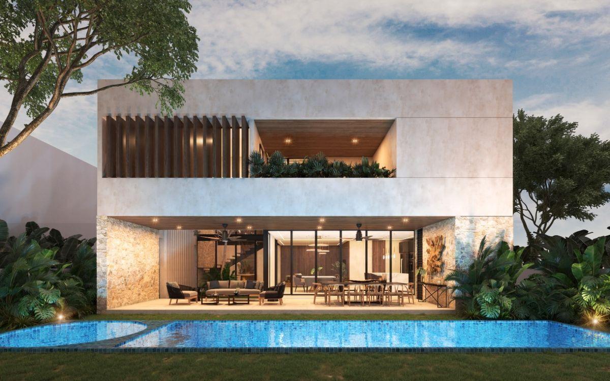 2 de 6: Casa en venta Privada Oasia Yucatan Country Club,Mérida Yuca