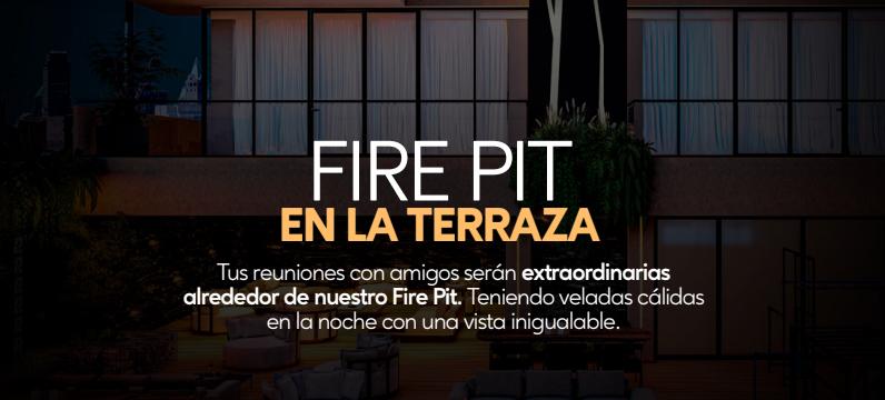 9 de 15: FIRE PIT