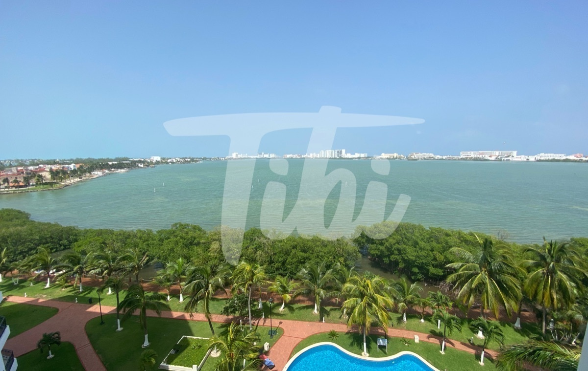 11 de 16: Vista Laguna - Isla Dorada - Departamento 2 recamaras