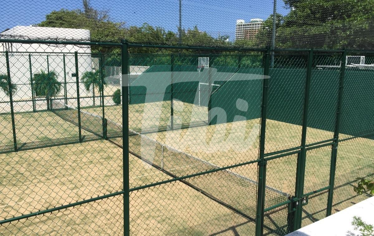 16 de 16: Cancha de Paddle y de Tennis