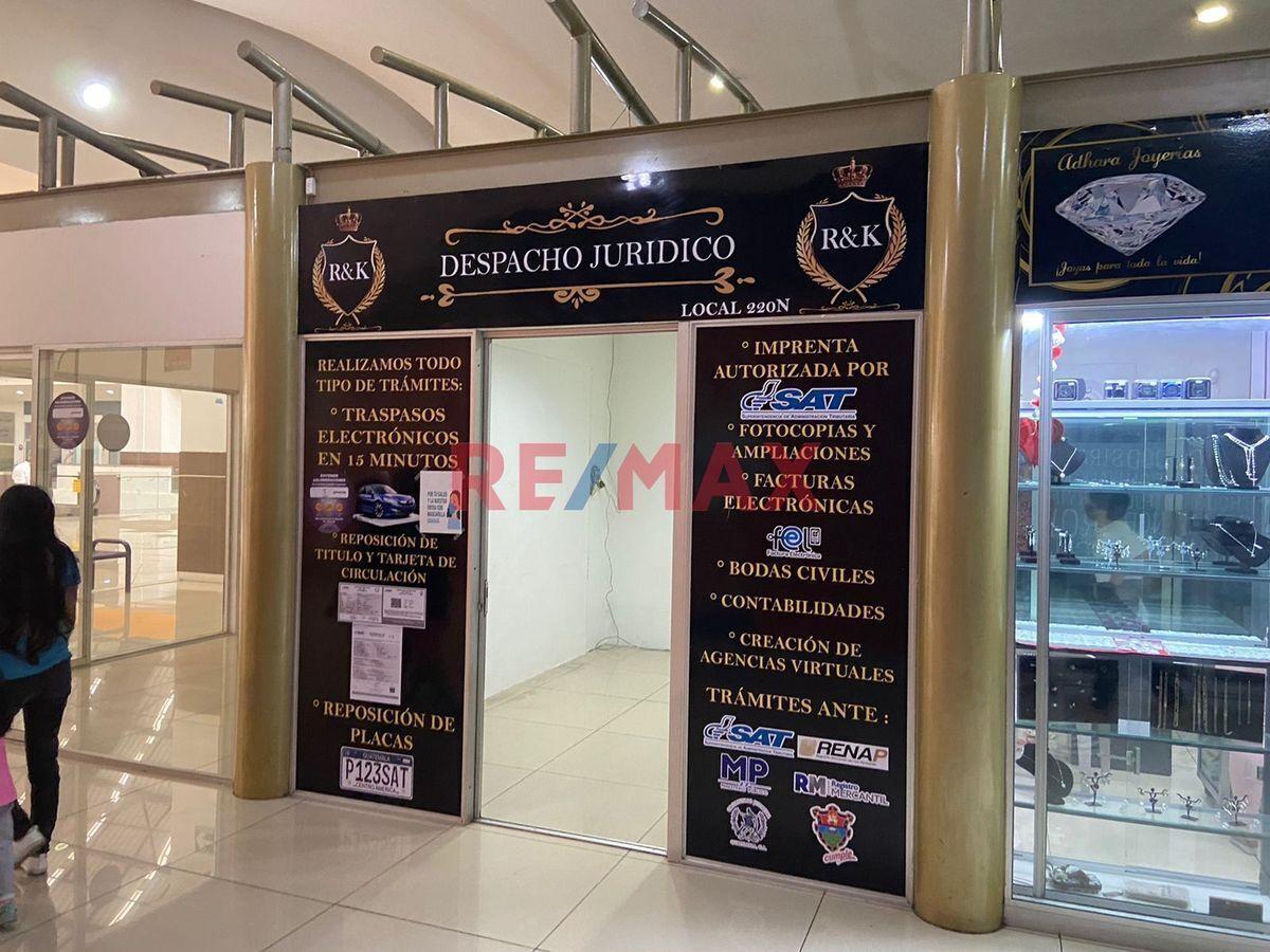 Remax real estate, Guatemala, Zona 07, Locales Comerciales en Centro Comercial Galeria Primma Zona 7