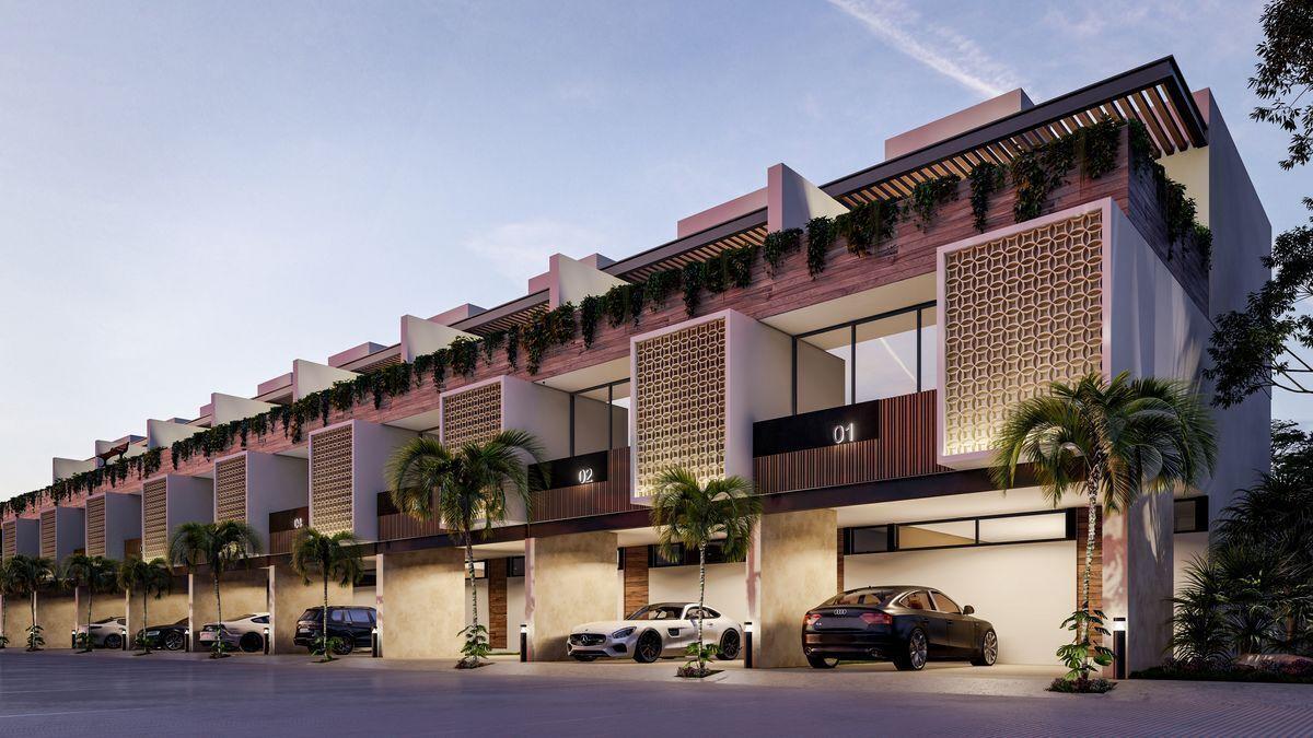2 de 11: Townhouses Bora Rooftop
