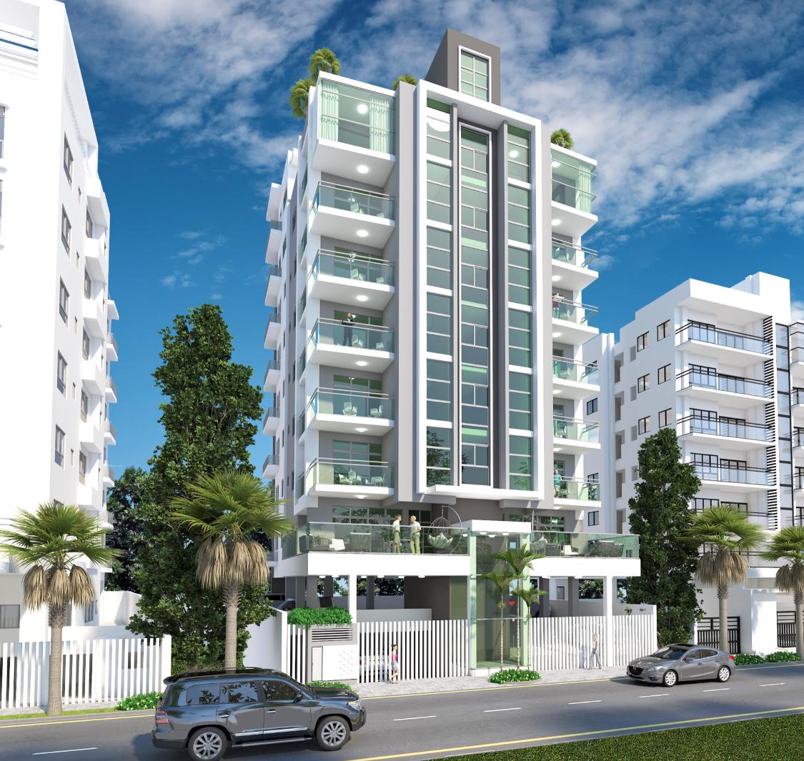1 de 11: Exclusivo proyecto   3 habitaciones en Mirador Norte