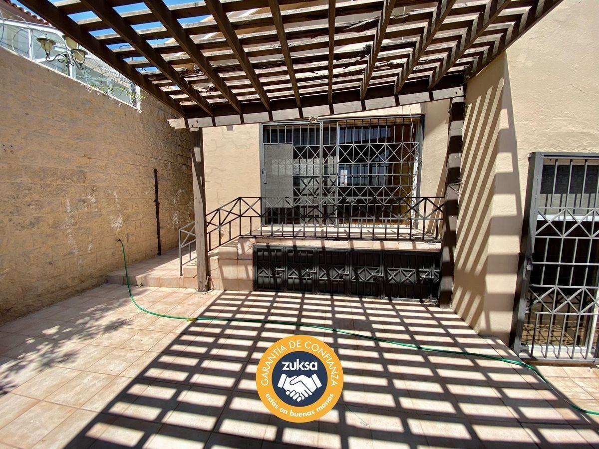 34 de 47: Patio Trasero  Casa En Venta Tijuana zuksa.net