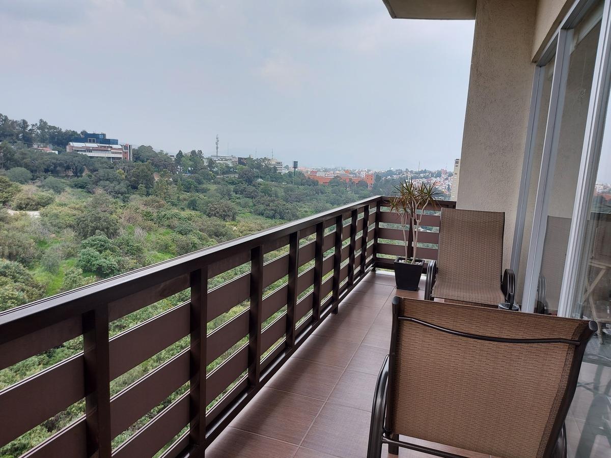 21 de 30: Balcón que da increíble vista