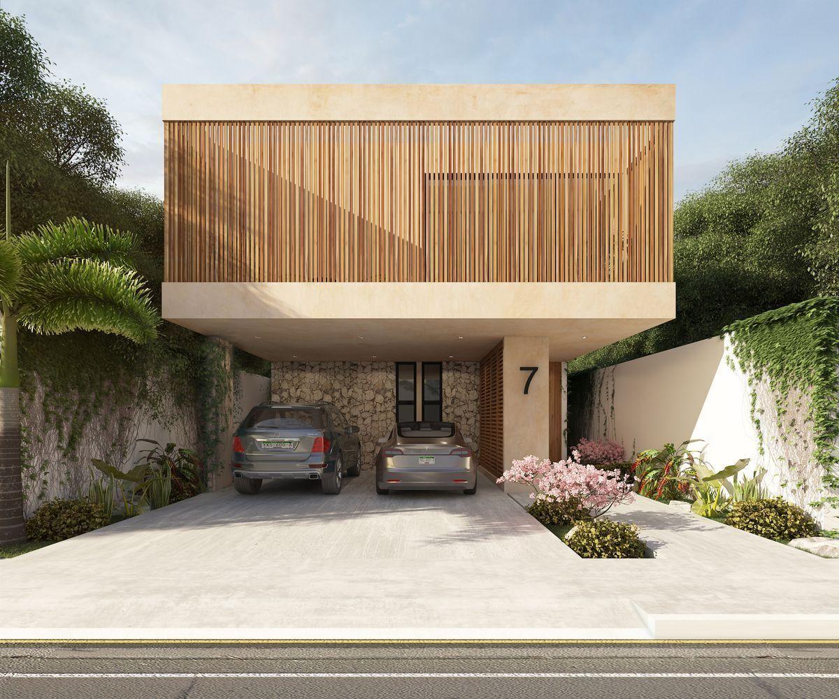 6 de 9: Casa en venta privada Silvano Santa Gertrudis Copo, Mérida