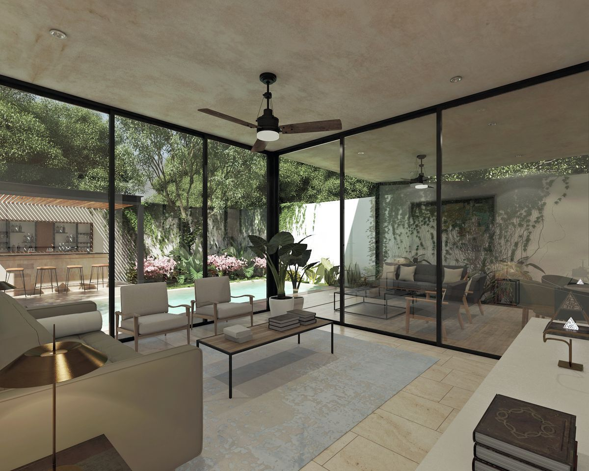 3 de 9: Casa en venta privada Silvano Santa Gertrudis Copo, Mérida
