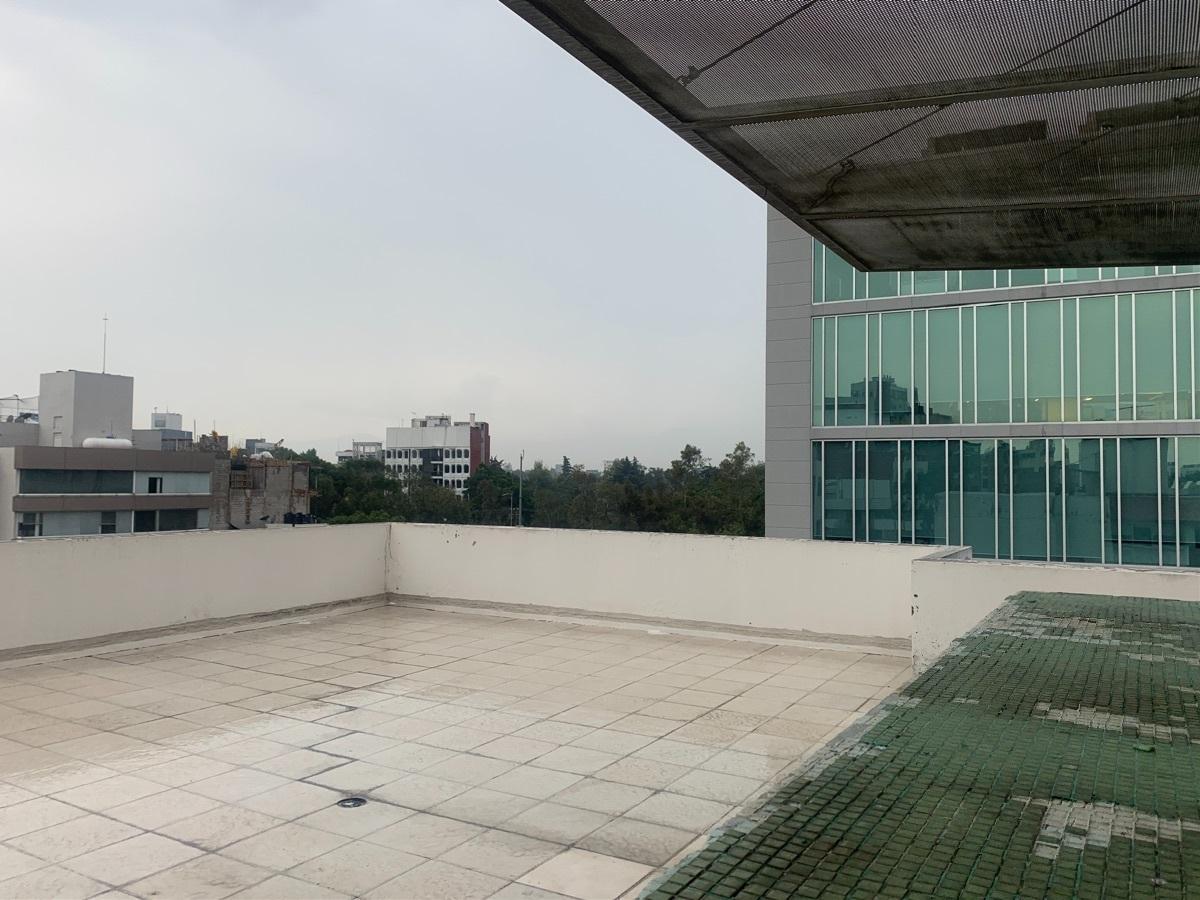 13 de 13: Roof garden
