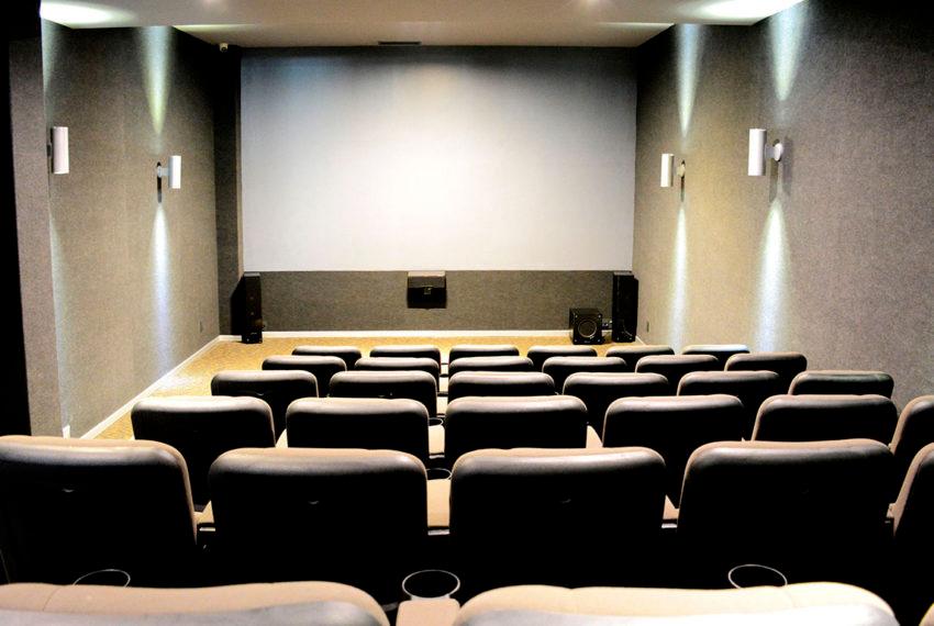 16 de 19: Sala de cine