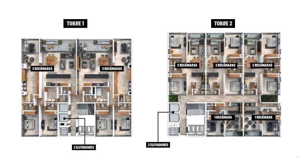 7 de 10: imágenes con fines ilustrativos / torres