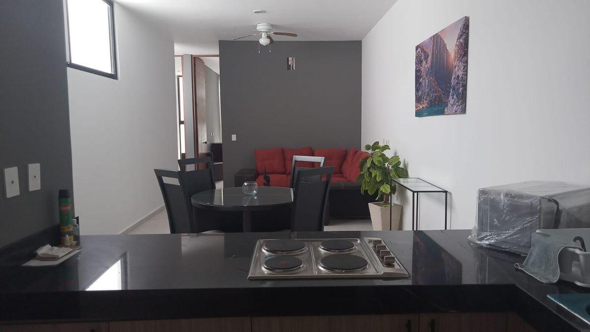 5 de 18: Cocina, Sala y Comedor