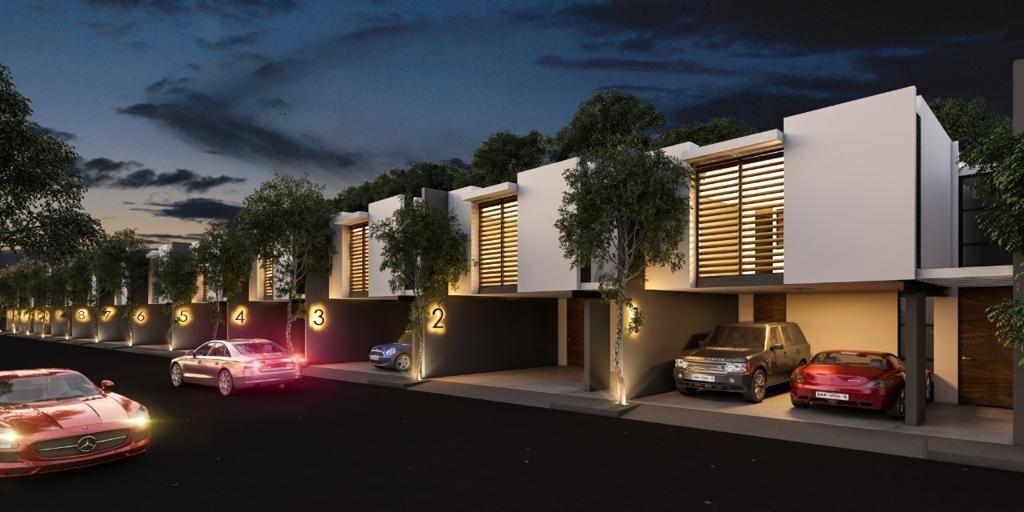 2 de 11: TownHouse en venta en Arel Xcanatún,Mérida Yucatán