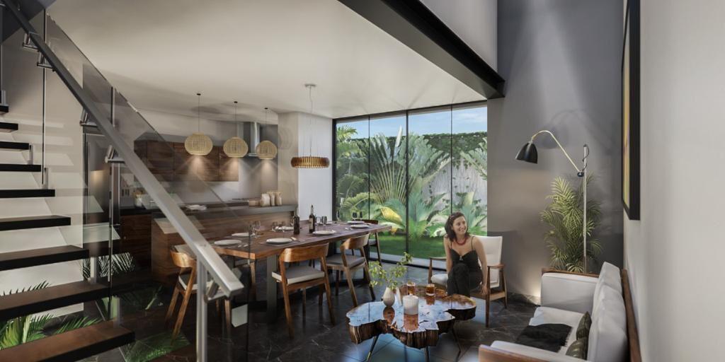 1 de 11: TownHouse en venta en Arel Xcanatún,Mérida Yucatán