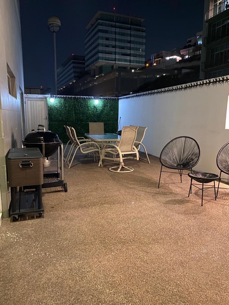 7 de 7: Terraza privada