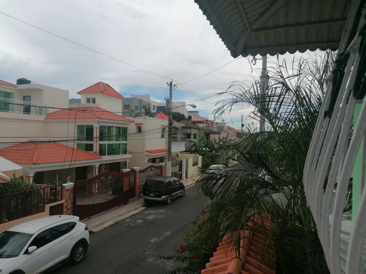 17 de 40: vista desde el balcón del segundo nivel