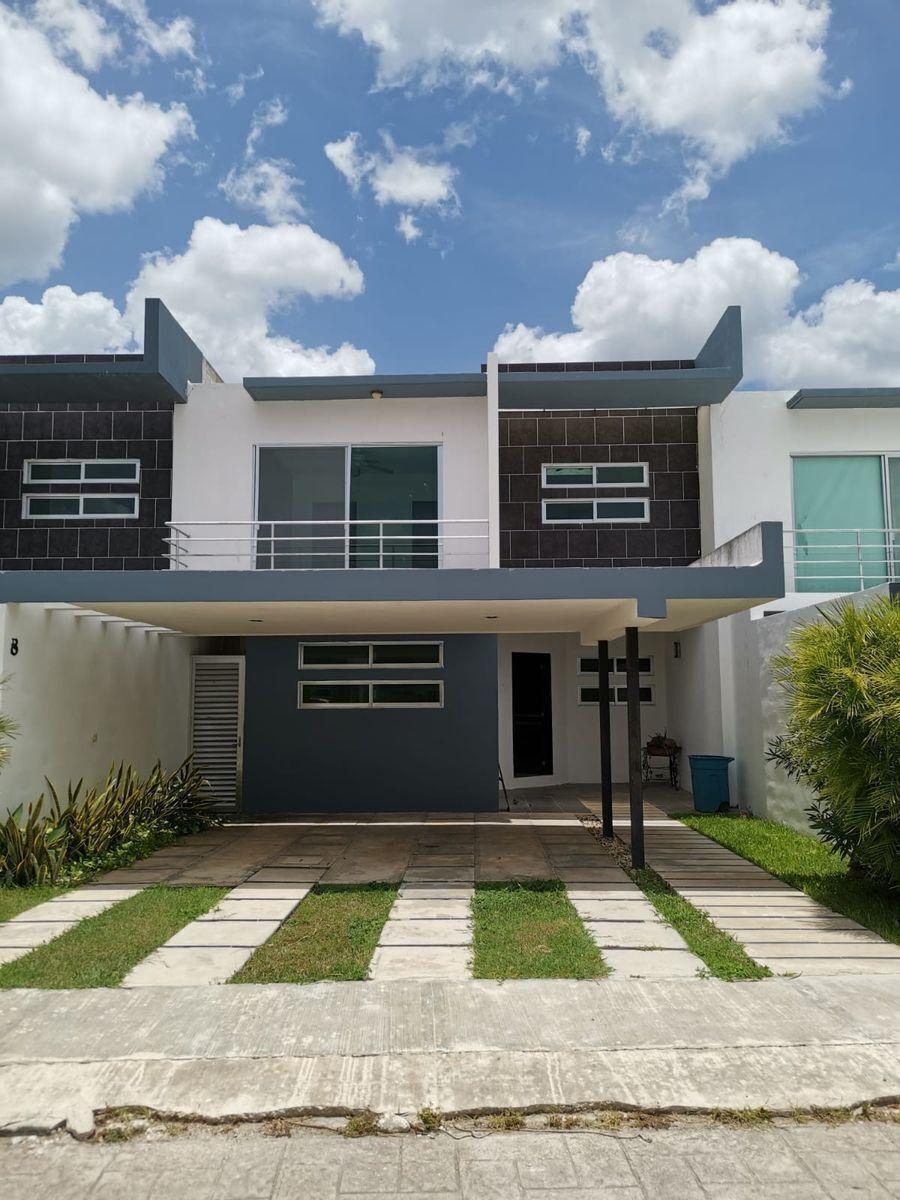 1 de 22: Casa en venta en privada Piedra Antigua Temozón, Mérida Yuca